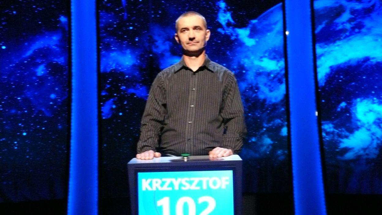 Zwycięzcą 17 odcinka 108 edycji został Pan Krzysztof Rycerz
