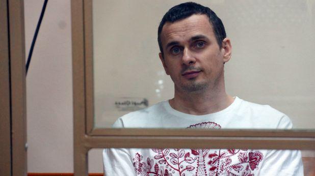 Apel o uwolnienie reżysera Ołeha Sencowa