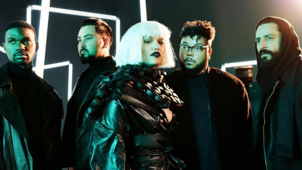 Bułgaria: EQUINOX to 5-osobowy zespół. Powstał specjalnie na Eurowizję. Należą do niego m.in. amant filmowy, kontrowersyjna artystka i członek boysbandu (fot. Eurovision.tv)