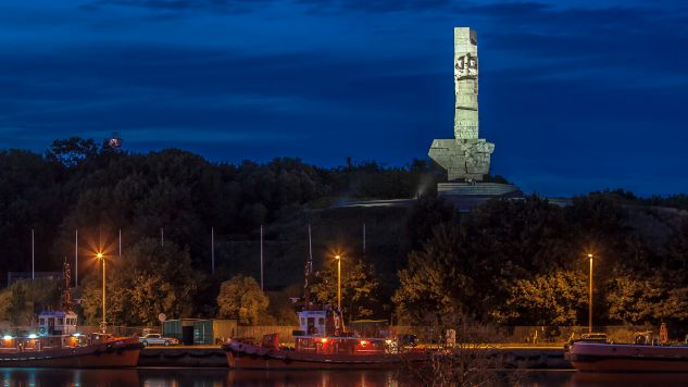 Westerplatte (fot. flickr.com/Ministry of Foreign Affairs of the Republic of Poland)