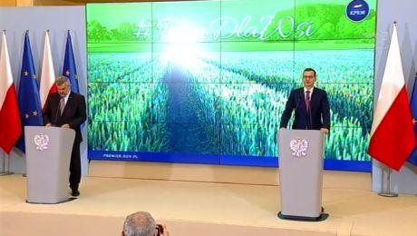 Konferencja w Warszawie dotyczyła także spraw rolników z kujawsko-pomorskiego