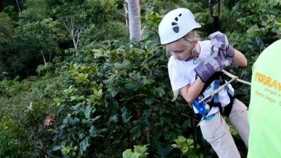 Nela Mała Reporterka: Przygoda w lesie deszczowym