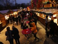 Berlin: znaleziono amunicję przy jarmarku świątecznym