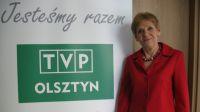 Eugenia Barcz, przewodnicząca porozumienia Uniwersytetu Trzeciego Wieku Warmii i Mazur.