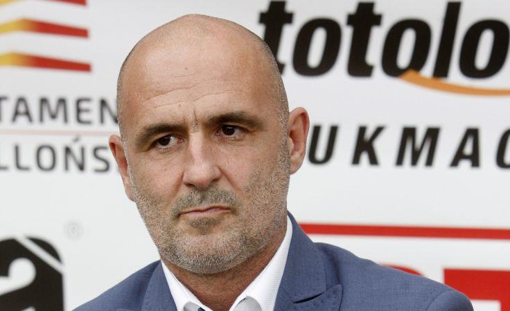 Michał Probierz, fot. arch. PAP/Artur Reszko