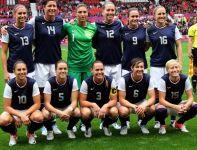 W grupie G bezkonkurencyjne okazały się Amerykanki (fot. Getty Images)