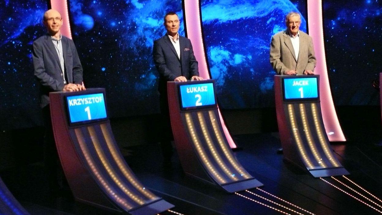 Trójka finalistów 2 odcinka 111 edycji programu