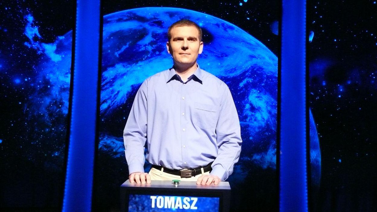 Tomasz Kuchta - zwycięzca 19 odcinka 100 edycji