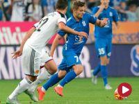 El. LM: Lech Poznań – FC Basel (mecz)