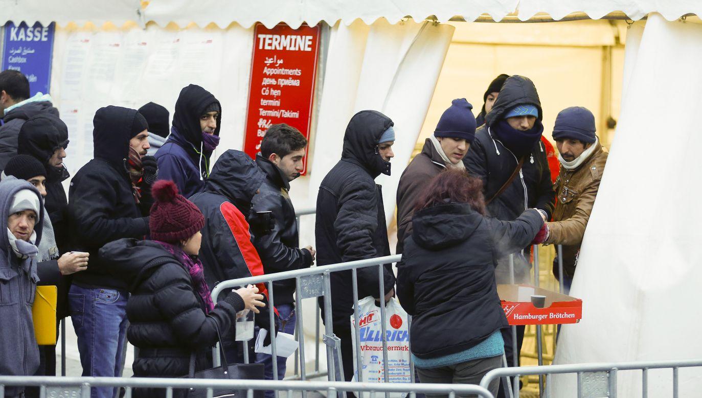 To dziesiąta deportacja migrantów (fot. REUTERS/Hannibal Hanschke)