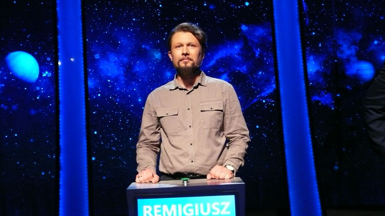 Pan Remigiusz Skubisz wygrał 14 odcinek 108 edycji