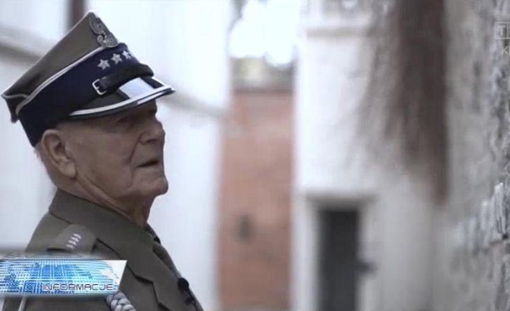 ALARM! Reporterzy TVP3 Kielce o wyklętym kapitanie