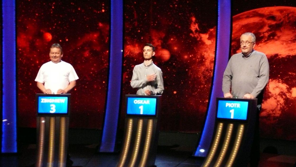 Drugi etap gry wyłonił trzech finalisów 1 odcinka 107 edycji