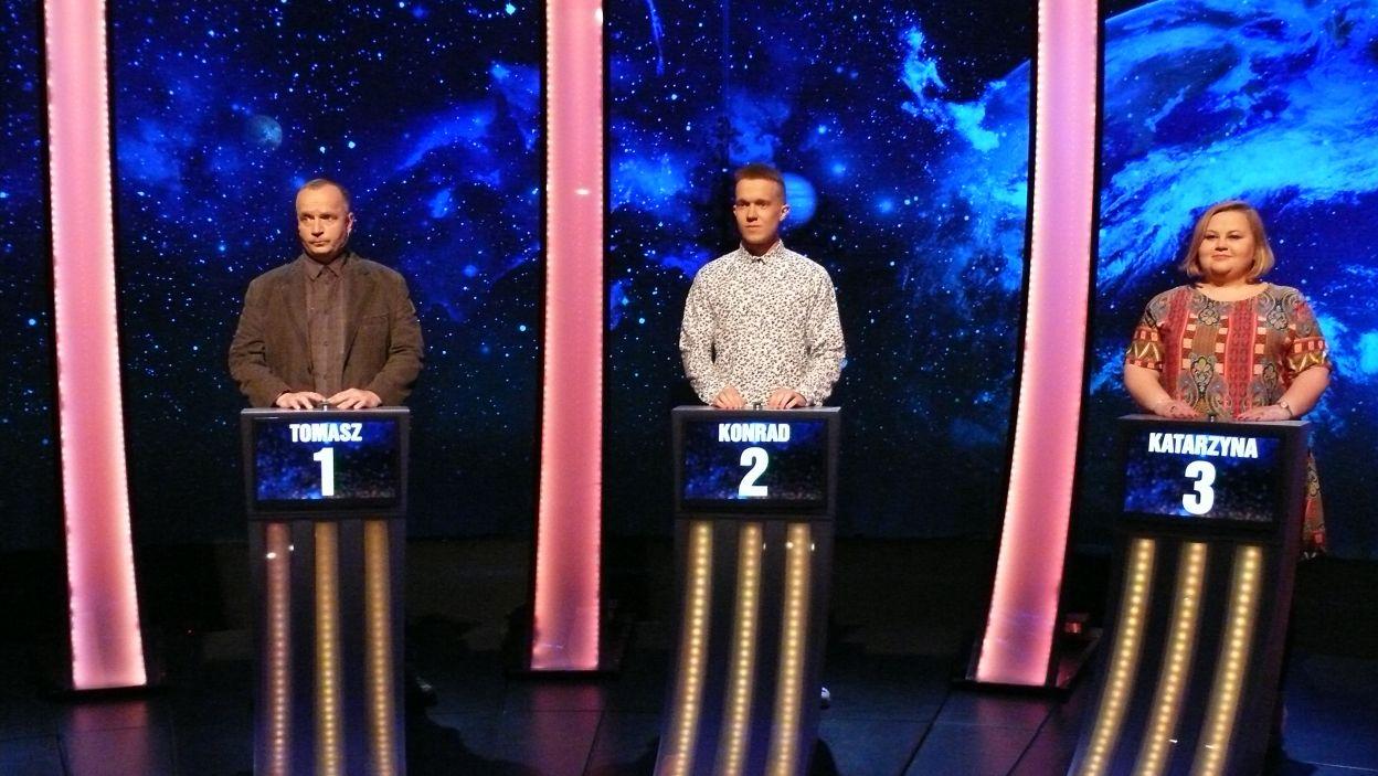 Finaliści 1 odcinka 100 edycji