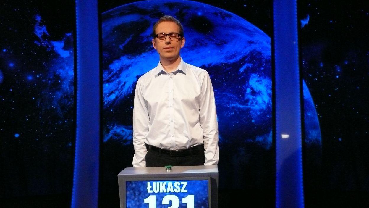 Łukasz Meyer - zwycięzca 17 odcinka 99 edycji