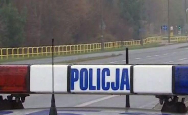 Policjanci dopadli pirata drogowego po pościgu