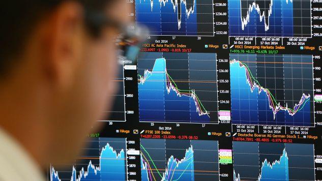 Środowy raport Moody's pozytywny dla sektora (fot. Carl Court / Staff / Getty Images)
