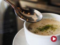 Odc. 3, Zupa krem z ziemniaków i białych warzyw