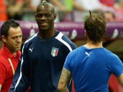 Mario Balotelli (fot. Getty Images)
