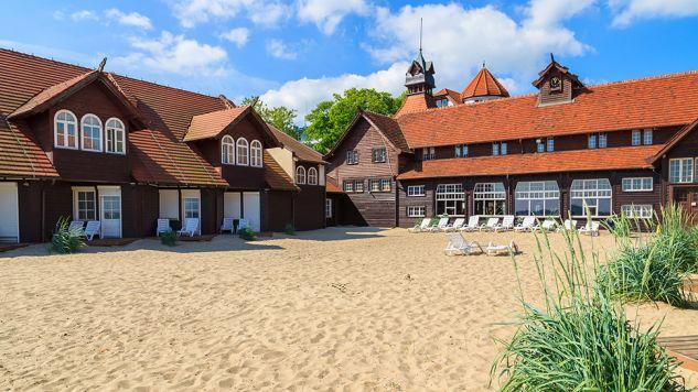 Baza hotelowa nad Bałtykiem  (fot. Shutterstock/Pawel Kazmierczak)