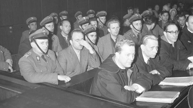 Sprawcy usłyszeli wysokie wyroki (fot. arch.PAP/CAF/Eugeniusz Wołoszczuk)