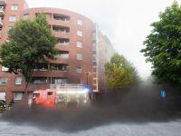 Wielu rannych po wybuchu w Hamburgu. Płonie bunkier, w którym składowano olejki eteryczne
