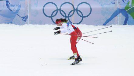 Retro igrzyska: srebrny medal Justyny Kowalczyk w Vancouver