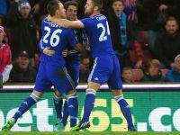 Wygrana Chelsea pod choinkę. Stoke bez szans