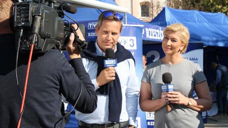 Prezenterzy TVP3 Rzeszów