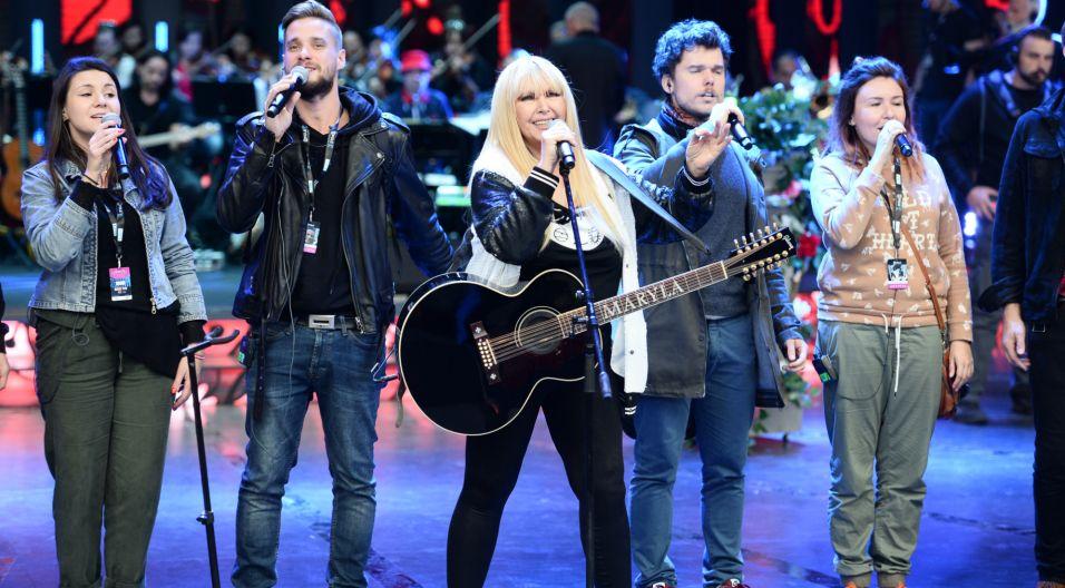 Artystom będzie towarzyszyć Opole Gospel Choir. (fot. TVP/ Jan Bogacz)