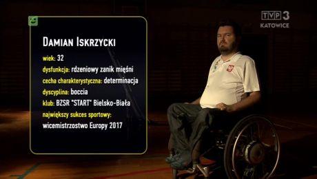 Niepokonani – Damian Iskrzycki