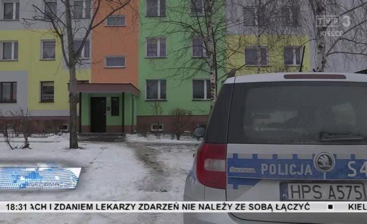 Tragedia w Ostrowcu. Matka udusiła dziecko a potem się powiesiła
