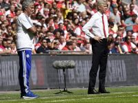 Mourinho o Wengerze: specjalnie mnie ominął