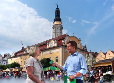 Handmade Bolesławiec w TVP Wrocław