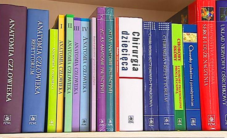 Filia Głównej Biblioteki Lekarskiej już otwarta