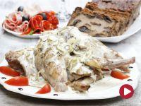 Słodko i wytrawnie, Królik w białej czekoladzie