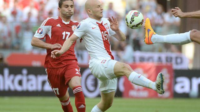 Michał Pazdan opuścił zgrupowanie kadry