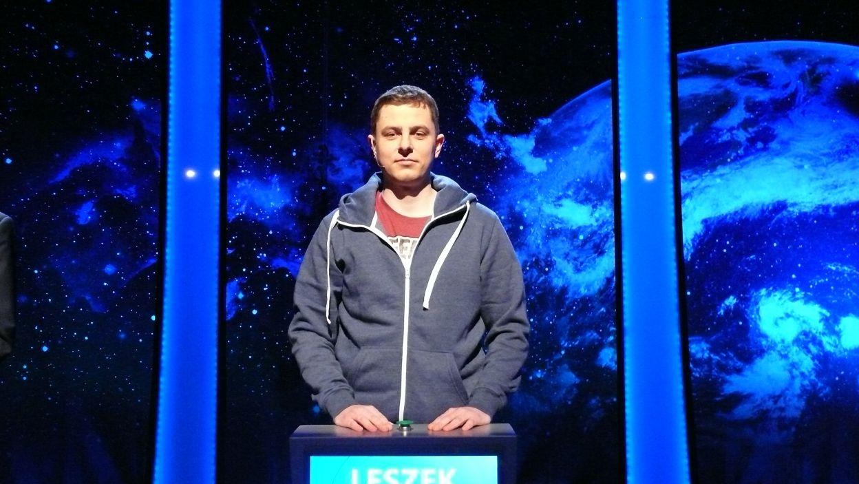 Leszek Kędzierski - zwycięzca 16 odcinka 104 edycji