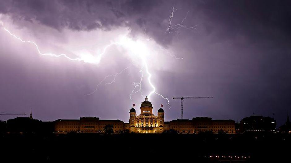 Szwajcaria (fot. REUTERS/Stefan Wermuth)