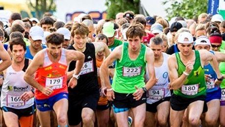 Do pierwszego biegu zgłosiło się 313 uczestników