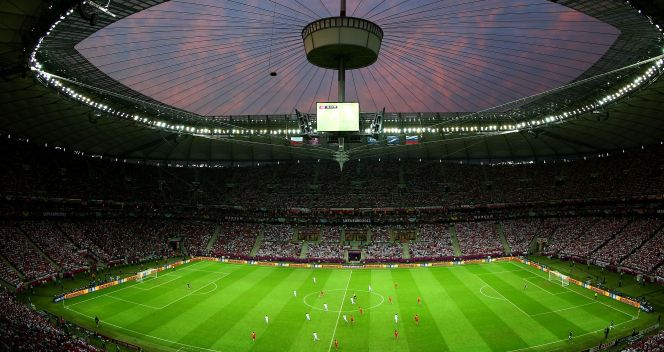 Stadion Narodowy (fot. Getty Images)