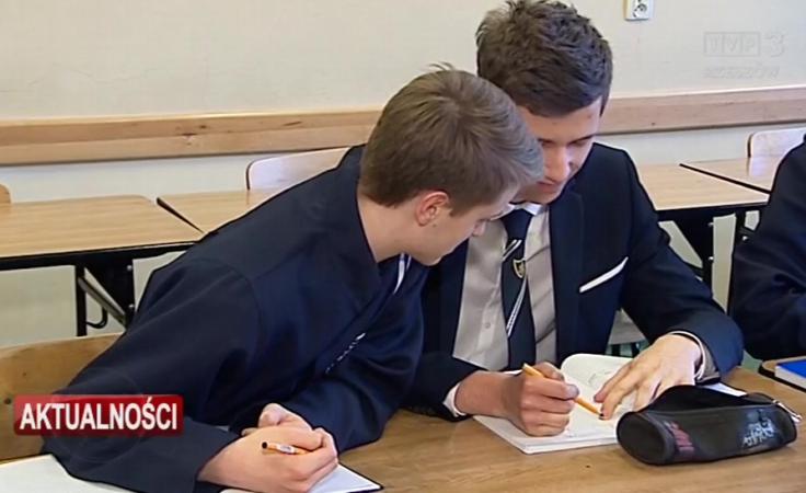 Rzeszowscy uczniowie laureatami Olimpiady Matematycznej