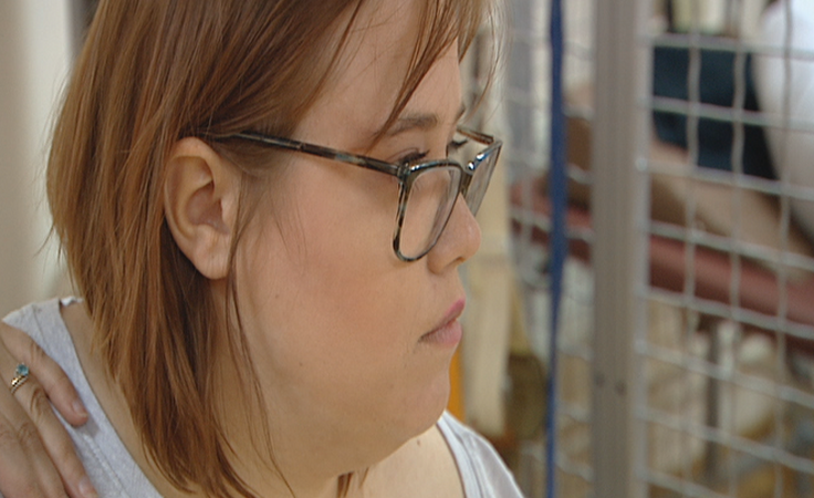 25-latka zbiera pieniądze na elektryczny wózek inwalidzki
