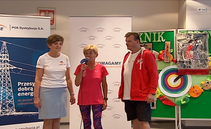 Wolontariusze PGE zorganizowali Piknik Zdrowia