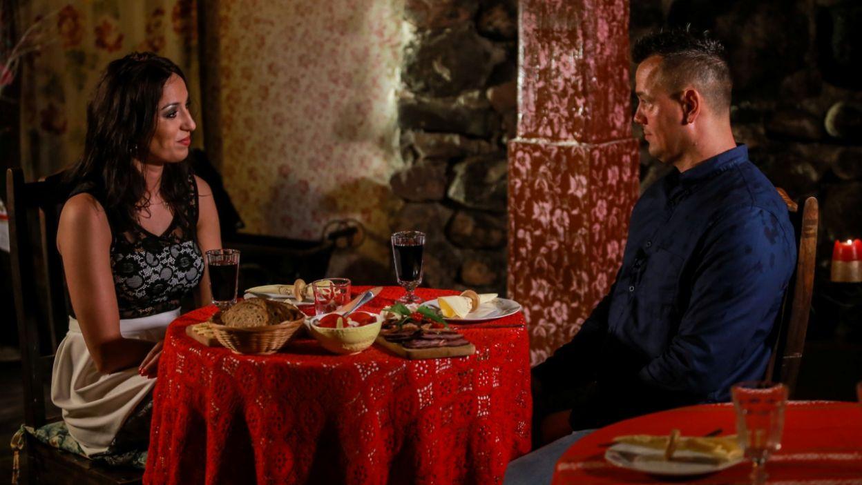 Wieczór to czas romantycznych kolacji... (fot. W. Kurczewski)