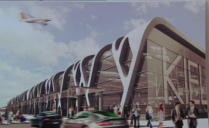 Co z portem lotniczym w Obicach?