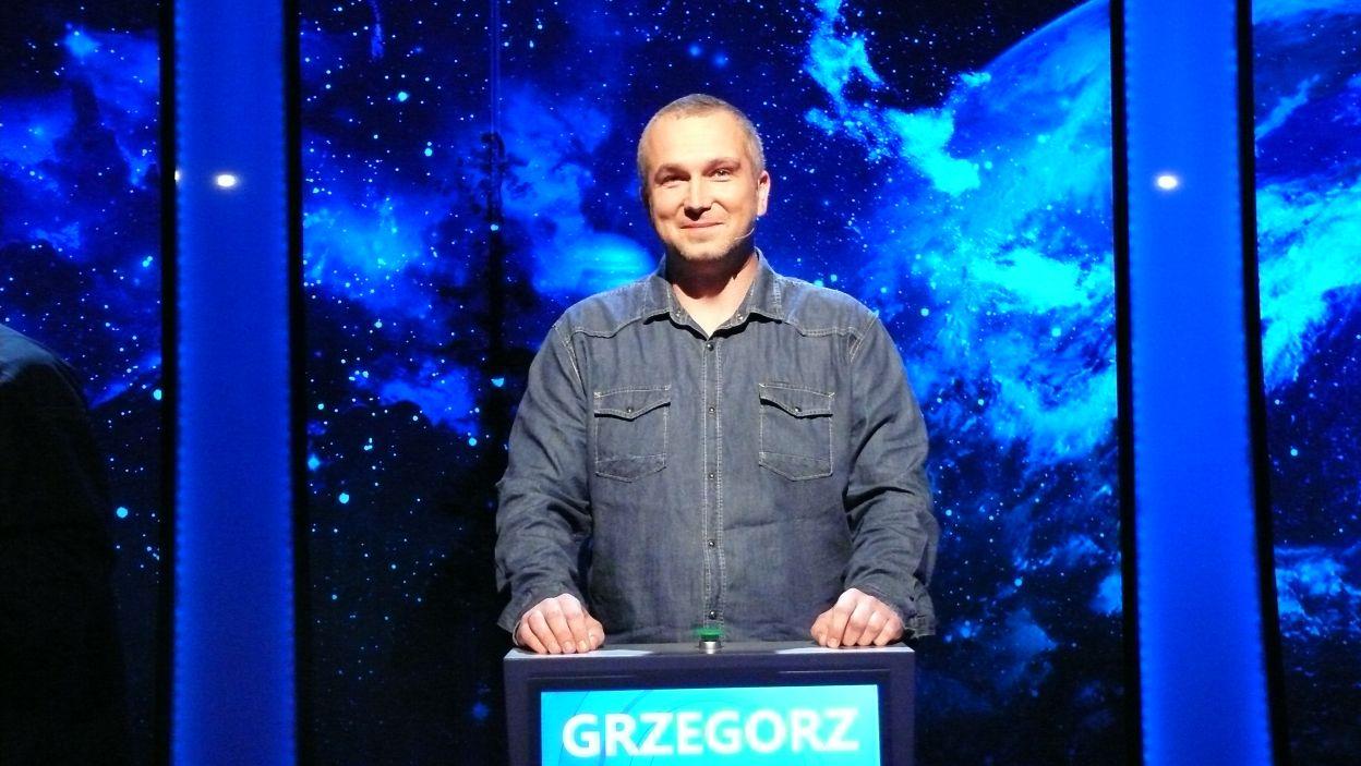 Grzegorz Smajkiewicz - zwycięzca 1 odcinka 102 edycji