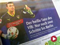 Prasa przed VfB – BVB: to nie Tytoń w centrum uwagi