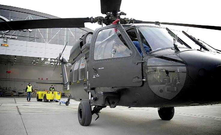 Ministerstwo obrony bada przetarg na śmigłowce