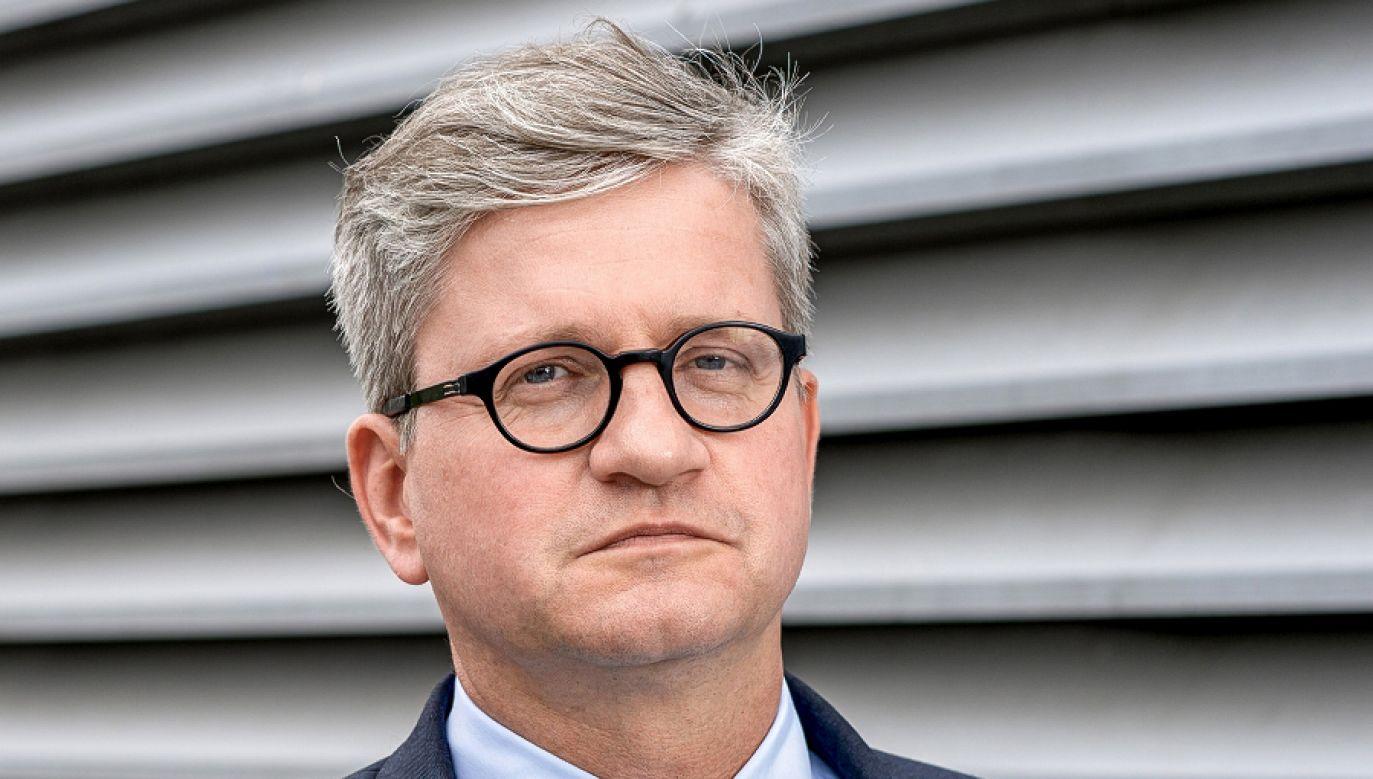 Szef Biura Bezpieczeństwa Narodowego, Paweł Soloch (fot. bbn.gov.pl)